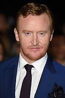 "Tony Curran<br /> arriving for the London Film Festival screening of ""Outlaw King"" at the Cineworld Leicester Square, London<br /> <br /> ©Ash Knotek  D3446  17/10/2018"