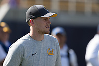 BERKELEY, CA - April 21, 2017: Cal Bears Football Spring Practice.