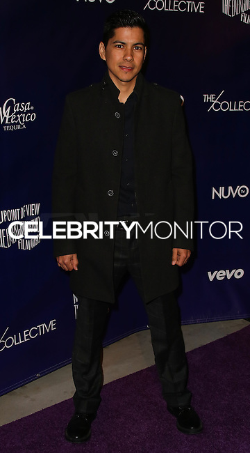HOLLYWOOD, CA - FEBRUARY 18: Jeremy Ray Valdez at the NUVOtv Series Launch Premiere Party held at Siren Studios on February 18, 2014 in Hollywood, California. (Photo by Xavier Collin/Celebrity Monitor)