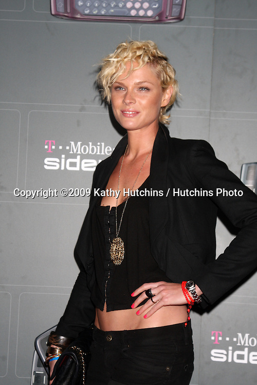Kate Nauta arriving at the  T-Mobile Sidekick LX Launch Event at  Paramount Studios in.in Los Angeles, CA on May 14, 2009 .©2009 Kathy Hutchins / Hutchins Photo...                .