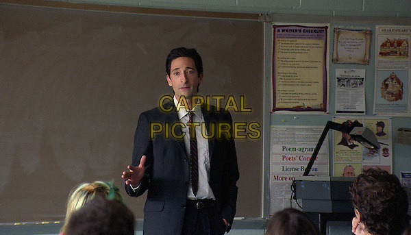 ADRIEN BRODY.in Detachment.*Filmstill - Editorial Use Only*.CAP/FB.Supplied by Capital Pictures.