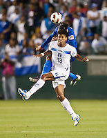 Honduras vs Guatemala June 06 2011