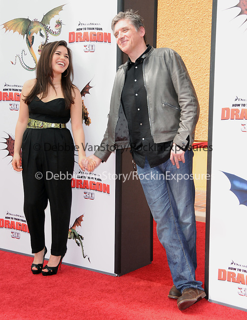America Ferrera & Craig Ferguson at the Dreamwork Pictures' Premiere How to Train Your Dragon held at Gibson Universal in Universal City, California on March 21,2010                                                                   Copyright 2010  DVS / RockinExposures