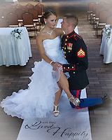 Brittany & Zachery's Wedding 08-23-14