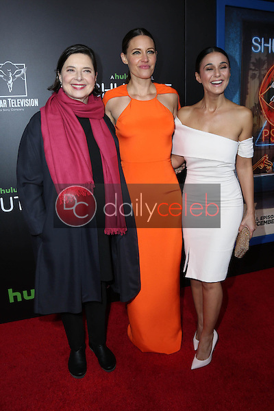 Isabella Rossellini, KaDee Strickland, Emmanuelle Chriqui<br />