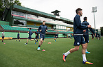 FK Trakai v St Johnstone&hellip;05.07.17&hellip; Europa League 1st Qualifying Round 2nd Leg<br />St Johnstone training at the LFF Stadium in Vilnius, Lithuania&hellip;.Pictured Blair Alston during the training session<br />Picture by Graeme Hart.<br />Copyright Perthshire Picture Agency<br />Tel: 01738 623350  Mobile: 07990 594431