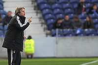 Benfica's Portuguese coach Jorge Jesus during the League Cup football match between FC Porto and SL Benfica at Dragão Stadium in Porto on April 27, 2014 (PC: Pedro Lopes/Brazil Photo Press)