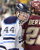 Bret Tyler - The Boston College Eagles defeated the University of Maine Black Bears 4-1 in the Hockey East Semi-Final at the TD Banknorth Garden on Friday, March 17, 2006.