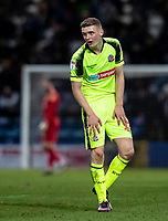 Bolton Wanderers' Ethan Hamilton competing with Rochdale's Stephen Dooley (left) <br /> <br /> Photographer Andrew Kearns/CameraSport<br /> <br /> The EFL Sky Bet League One - Rochdale v Bolton Wanderers - Saturday 11th January 2020 - Spotland Stadium - Rochdale<br /> <br /> World Copyright © 2020 CameraSport. All rights reserved. 43 Linden Ave. Countesthorpe. Leicester. England. LE8 5PG - Tel: +44 (0) 116 277 4147 - admin@camerasport.com - www.camerasport.com