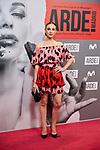 Marta Hazas attends to ARDE Madrid premiere at Callao City Lights cinema in Madrid, Spain. November 07, 2018. (ALTERPHOTOS/A. Perez Meca)