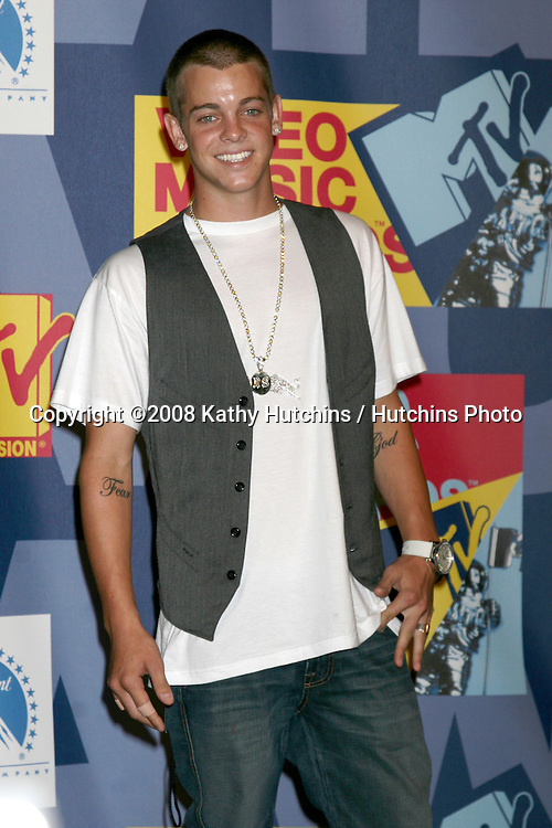 Ryan Sheckler in the Press Room at  the Video Music Awards on MTV at Paramount Studios, in Los Angeles, CA on.September 7, 2008.©2008 Kathy Hutchins / Hutchins Photo....