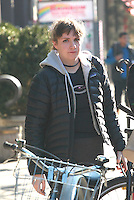 FEB 06 Lena Dunham Seen In New York City