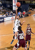 FIU Women's Basketball v. ULM (2/2/13)