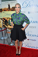 Pom Klementieff at the premiere for &quot;Damsel&quot; at the Arclight Hollywood, Los Angeles, USA 13 June 2018<br /> Picture: Paul Smith/Featureflash/SilverHub 0208 004 5359 sales@silverhubmedia.com