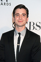 Matt Doyle at the 66th Annual Tony Awards at The Beacon Theatre on June 10, 2012 in New York City. Credit: RW/MediaPunch Inc.