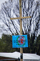 Banish the 10 Commandments