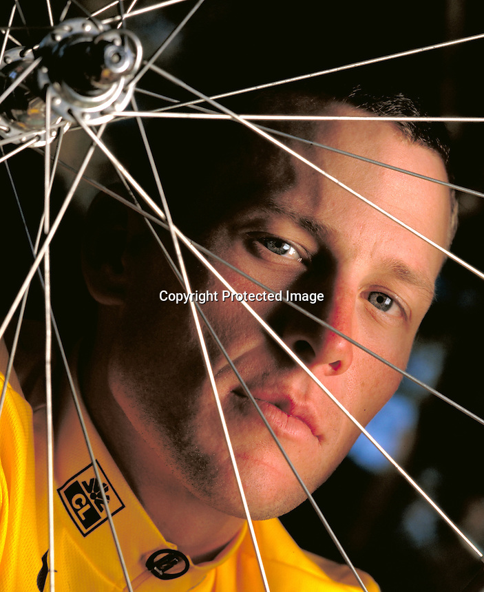 Lance Armstrong.Photo by Chris Covatta