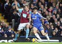 Chelsea v West Ham Utd 14-Dec-2008