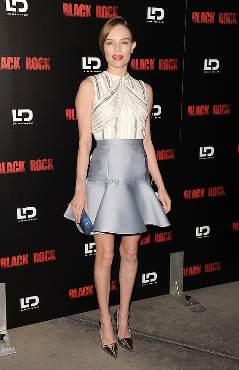 "Kate Bosworth at the screening of ""Black Rock"" held at the Arclight Theatre in Los Angeles, CA. on May 8, 2013."