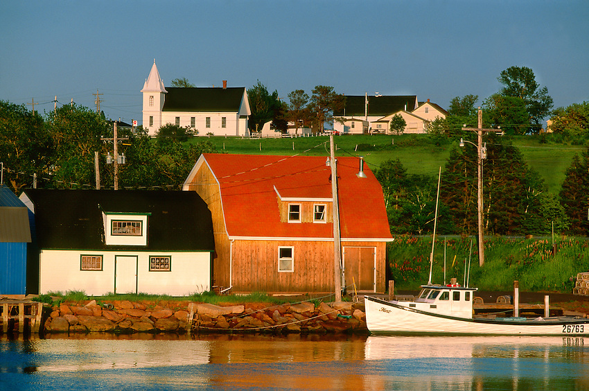 New London, Prince Edward Island, Canada