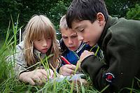 Spårarscouter (8-9 år)