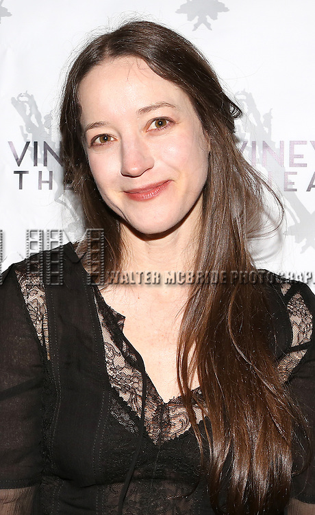 Brooke Bloom attending the Opening Night After Party for the Vineyard Theatre Production of 'Somewhere Fun' at the Vineyard Theatre in New York City on June 04, 2013.