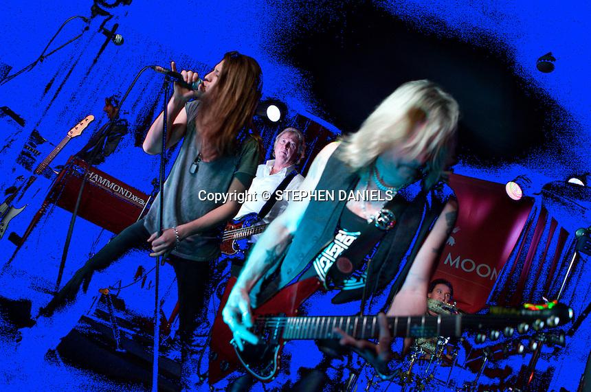 PHOTO By ©Stephen Daniels  06/12/2011<br /> The Jones Gang relaunches The Half Moon Pub, 93 Lower Richmond Road, London