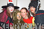 Ashley Crowley, Leanne ORiordan, Sinead Murphy and Lisa Long who performed at The Wizard of Oz pantomime in Rathmore Community Centre last Sunday.