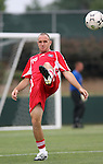 15 July 2007: Chicago's Brian Plotkin.  The United Soccer League Division 1 Carolina Railhawks defeated Major League Soccer's Chicago Fire 1-0 in a Third Round Lamar Hunt U.S. Open Cup game at SAS Stadium in Cary, North Carolina.