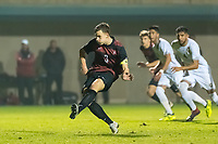 Stanford, CA - November 18, 2018: Stanford defeats the UC Irvine Anteaters 2-0 in a second round NCAA Men's soccer game at Laird Q. Cagan Stadium.
