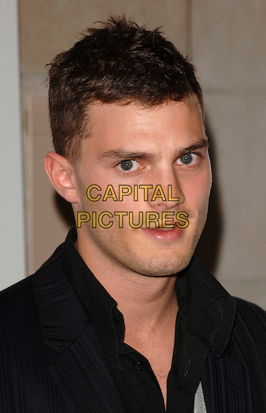 JAMIE DORNAN.The British Fashion Awards 2006,  Victoria & Albert Museum, London, UK..November 2nd, 2006 .Re: BEL.V&A headshot portrait .www.capitalpictures.com.sales@capitalpictures.com.©Tom Belcher/Capital Pictures.
