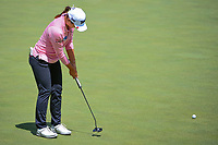 Lydia Ko (NZL) watches her putt on 12 during round 1 of  the Volunteers of America Texas Shootout Presented by JTBC, at the Las Colinas Country Club in Irving, Texas, USA. 4/27/2017.<br /> Picture: Golffile | Ken Murray<br /> <br /> <br /> All photo usage must carry mandatory copyright credit (&copy; Golffile | Ken Murray)