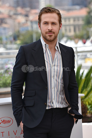 Ryan Gosling at 'The Nice Guys' photocall during the 63rd International Cannes Film Festival, France<br /> May 2010<br /> CAP/PL<br /> &copy;Phil Loftus/Capital Pictures /MediaPunch ***NORTH AND SOUTH AMERICA ONLY***