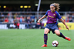 UEFA Women's Champions League 2018/2019.<br /> Semi Finals<br /> FC Barcelona vs FC Bayern Munchen: 1-0.<br /> Alexia Putellas.