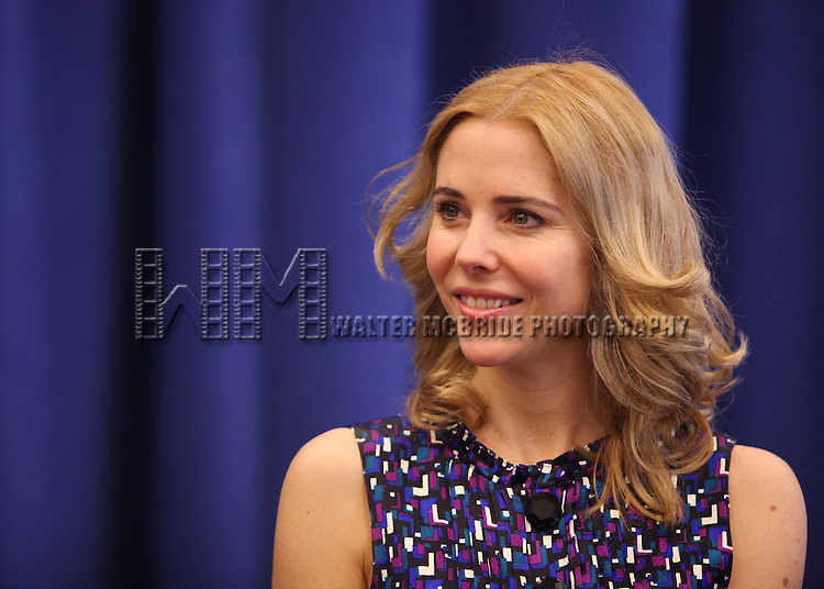 Kerry Butler.attending 'Gore Vidal's The Best Man' Press Conference at the Duke 42nd Street Studio's in New York City. 2/1/2012.