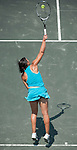 Marion Bartoli battles at Family Circle Cup in Charleston, South Carolina