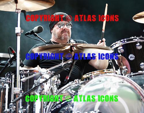 Jason Bonhams Led Zeppelin Experience, live, 2013 ,Ken Settle/atlasicons.com