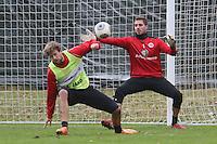 06.02.2013: Eintracht Frankfurt Training
