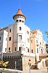Castell del Bruc, Barcelona, Catalonia.