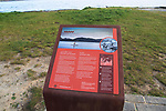 Information board at Lough Hyne, near Skibbereen, County Cork, Ireland, Irish Republic