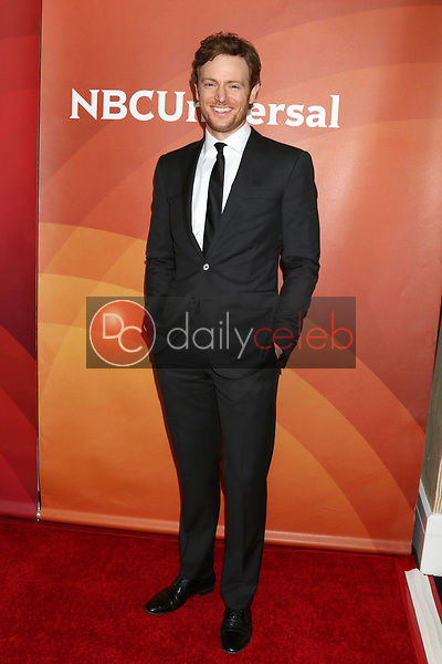 Nick Gehlfuss<br /> at the NBCUniversal Summer Press Day, Beverly Hilton, Beverly Hills, CA 03-20-17<br /> David Edwards/DailyCeleb.com 818-249-4998