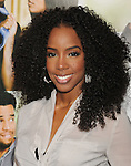 """HOLLYWOOD, CA - FEBRUARY 09: Kelly Rowland arrives at the """"Think Like A Man"""" Los Angeles Premiere at the ArcLight Cinemas Cinerama Dome on February 9, 2012 in Hollywood, California."""