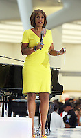 NEW YORK, NY-August 16: Gayle king introduction John Legend performance at  the Grand opening of Westfield World Trade Center Mall World Trade Center in New York. August 16, 2016. Credit:RW/MediaPunch