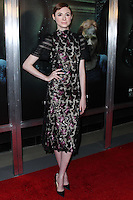 """HOLLYWOOD, LOS ANGELES, CA, USA - APRIL 03: Karen Gillan at the Los Angeles Screening Of Relativity Media's """"Oculus"""" held at TCL Chinese 6 Theatre on April 3, 2014 in Hollywood, Los Angeles, California, United States. (Photo by Xavier Collin/Celebrity Monitor)"""