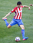 Atletico de Madrid's Stefan Savic during La Liga match. March 19,2017. (ALTERPHOTOS/Acero)