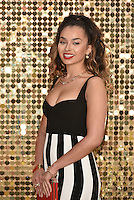 Ella Eyre at 'Absolutely Fabulous: The Movie' world film premiere, Odeon cinema, Leicester Square, London, England June 19, 2016.<br /> CAP/PL<br /> &copy;Phil Loftus/Capital Pictures /MediaPunch ***NORTH AND SOUTH AMERICAS ONLY***