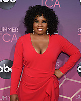 05 August 2019 - West Hollywood, California - Christina Anthony. ABC's TCA Summer Press Tour Carpet Event held at Soho House.   <br /> CAP/ADM/BB<br /> ©BB/ADM/Capital Pictures