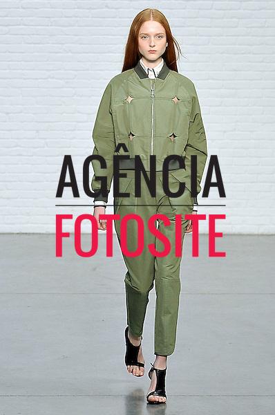 Nova Iorque, EUA &sbquo;09/2014 - Desfile de Yigal Azrouel na Semana de moda de Nova Iorque  -  Verao 2015. <br /> <br /> Foto: FOTOSITE
