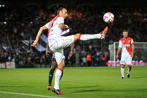 17.08.2014. Bordeaux, France. French League 1 football. Bordeaux versus Monaco.  DIMITAR BERBATOV