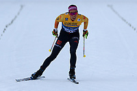 31st December 2019; Dobbiaco, Toblach, South Tyrol, Italy;  FIS Tour de Ski - Cross Country Ski World Cup 2019  in Dobbiaco, Toblach, on December 31, 2019; Sofie Krehl of Germany  in the Womens individual 10km
